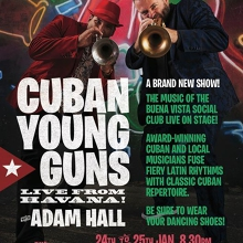 Cuban Young Guns - Live from Havana!
