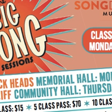 Big Song Membership and Class Fees Term 4 Kingscliff