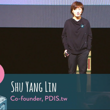 #AAH2018 - Shu Yang Lin: Prototyping the Future of Democracy