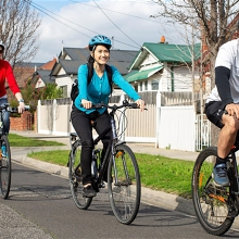 ON-ROAD BIKE CONFIDENCE // City of Darebin