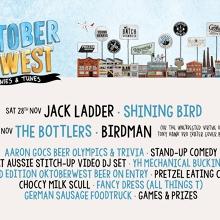 Oktoberwest - Inner West Beer Fest - Tinnies & Tunes