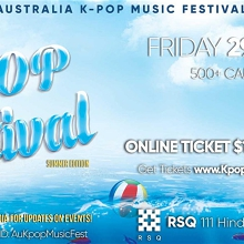 Adelaide Kpop Music Festival Friday 29th May [Early Bird ON SALE NOW]