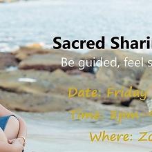 Sacred Sharing Circle