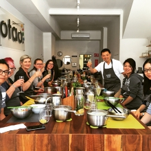Indonesian Cooking Master Class
