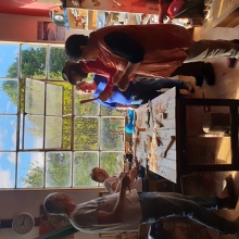 Phoenix Creations Wooden Spoon Carving Workshops