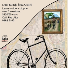 Learn to Ride from Scratch
