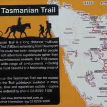 Meetup - The Tasmanian Trail- 460kms,+8500m