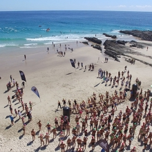 Cooly Classic Ocean Swim 2020
