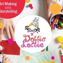 Dottie Lottie – Storytelling + Art Marking