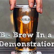 Brew In A Bag Demonstration (BIAB)