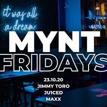 871 Presents.  Mynt Fridays
