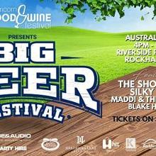 CFWF presents Big Beer Festival