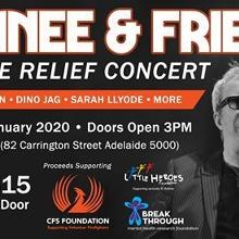 Swanee & Friends Bushfire Relief Concert