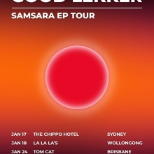 "Good Lekker ""Samsara"" EP Tour"