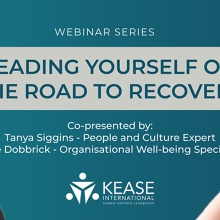 Leading yourself on the road to recovery