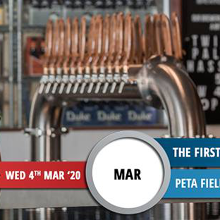 The First Lady of Beer - Peta Fielding Co-Founder Burleigh Brewery