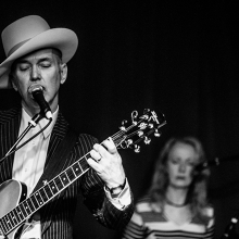 Dave Graney & Clare Moore