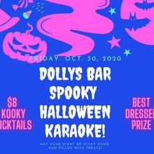 Halloween Karaoke