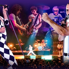 QUEEN FOREVER - We are the Champions Tour
