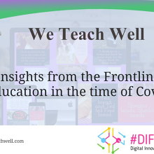 Insights from the Frontline - Education in the time of Covid