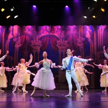 Victorian State Ballet -  Snow White (Launceston)