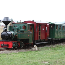 Steam Train rides at Sheffield Steam and Heritage Society
