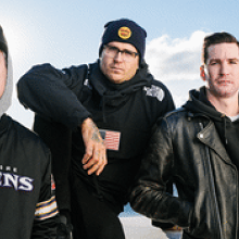 The Amity Affliction - 'All My Friends Are Dead Tour'