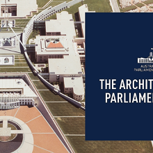Tour: The Architecture of Parliament House (50mins, $20) Daily 12:30pm
