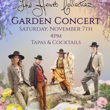 Garden Concert with The Heart Collectors