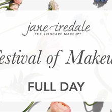 NSW jane iredale Education : Festival of Makeup