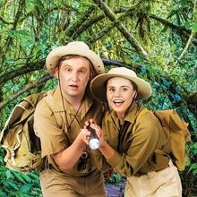 Jungle Bungle by Craig Christie