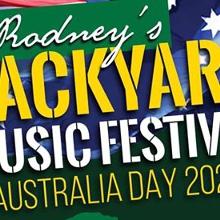 Club Hotel Presents RODNEY'S BACKYARD MUSIC FESTIVAL