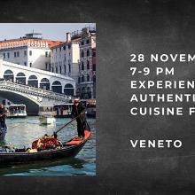 Il Giro D'Italia: A Culinary Journey through Veneto