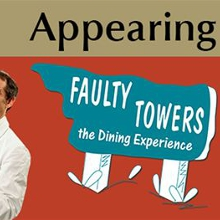 Faulty Towers - The Dining Experience at Mavis's 2020