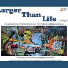 Larger Than Life - Ongoing Project