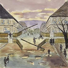 Ways of Being: Representations of the Holocaust Through Art, Literature & Testimony (Zoom)