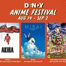 Anime Festival: One Piece: Stampede