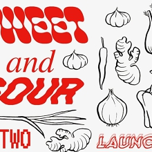Sweet and Sour Zine: Issue Two Launch Party!