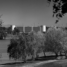 Seidler + Nervi: Walking tour (exterior) of the TGO building |  DESIGN Canberra 2020
