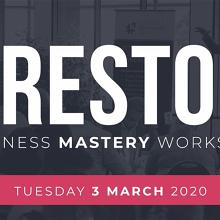 PRESTON Business Mastery Workshop