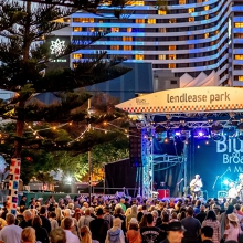 Blues on Broadbeach