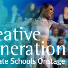 Creative Generation - State Schools Onstage
