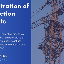 2-Day Administration of Construction Contracts