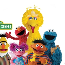 Sesame Street Circus Spectacular by Silvers - Burnie