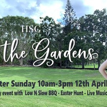 Easter Sunday- Live Music, Low n Slow BBQ