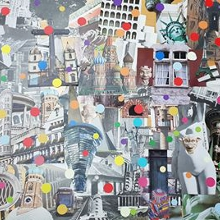Februllage 2020, Collage Workshop with Marlies, $35pp