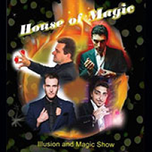 House of Magic – Illusion & Magic Show