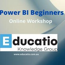 Power BI for Beginners Online Workshop