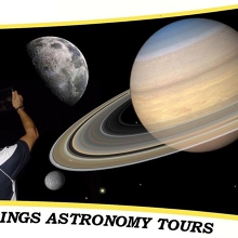 Alice Springs Astronomy Tours | Sunday August 09 : Showtime 7:00 PM