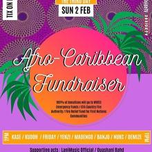 Afro-Caribbean Fundraiser